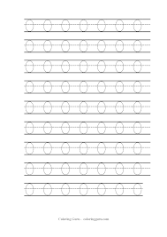 free printable tracing number 0 worksheets coloring pages for