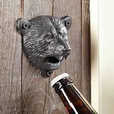 beautiful and functional wall mounted bottle opener john