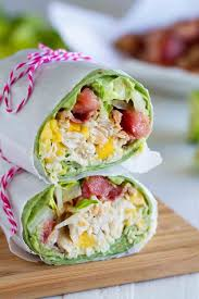 cuisine of california california chicken wrap taste and tell
