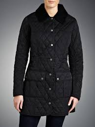 north face lixus jacket barbour barbour cotswold quilted jacket black in black lyst