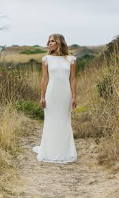 fin bohemian wedding dresses beach wedding dress hippie