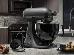 kitchenaid black tie mixer kitchenaid mixer black tie kitchen appliances tips and review