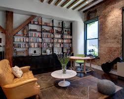 Sapiens Bookshelf Bookcase Brick Houzz