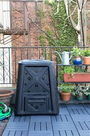 Backyard Composter Composting How To Compost With Or Without A Yard Today Com