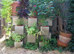 cinder block garden ideas diy cinder block garden wall ideas