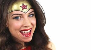 wonder woman face paint ashlea henson youtube