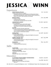 examples of a resume business hr templates warning letter template