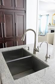 modern kitchen faucet graff me kitchen decorating white daltile backsplash with black granite
