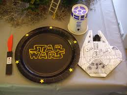 halloween cups and plates my creative stirrings star wars birthday party