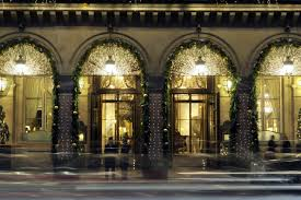 most luxurious hotels with the best window display ideas