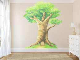 fairy tree decal tree decals tree wall sticker tree decal zoom