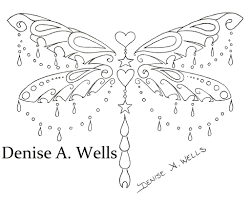 dragonfly drawing at getdrawings com free for personal