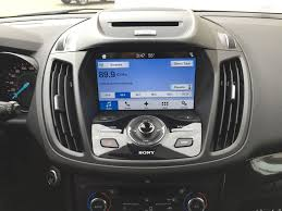 Ford Escape Dashboard - new 2017 ford escape 4wd titanium 4 door sport utility in winnipeg