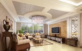 spelndid latest ceiling design for living room all dining room