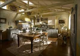 rustic kitchen tables for rustic kitchen designs my home design
