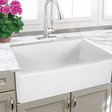 what is a farmhouse sink 33 inch white farmhouse sink wayfair