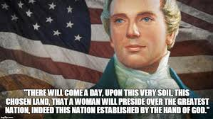 Joseph Smith Meme - brother joseph gets it right imgflip
