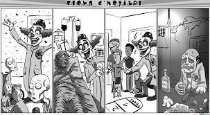 Memes Center - hospital cartoon meme luxury hospital clown by marc