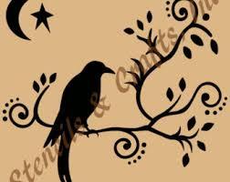 hippie stencil symbols mushroooms hearts foot
