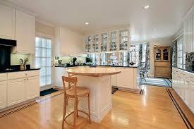 Hardwood Floor Kitchen Hardwood Floor In A Kitchen Is This Allowed Surprising Wood
