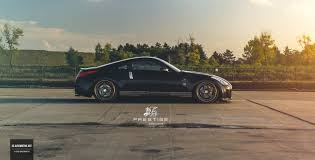 matte blue nissan 350z custom lowered black nissan 350z sporting matte black avant garde