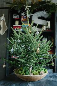 20 simple christmas tree display for small spaces decorazilla