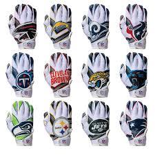 Flag Football Gloves Nfl Youth Receiver Gloves Youth Medium Nfl Fan Shop