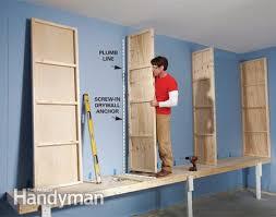 giant diy garage cabinet garage things pinterest diy garage