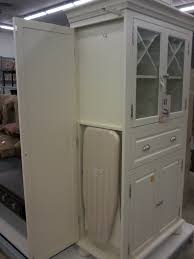 Full Size Ironing Board Cabinet