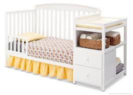 Conversion Cribs Beds Royal Convertible Crib N Changer Delta Children