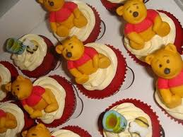 winnie pooh cake cupcakes decorating ideas family