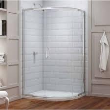 900 Shower Door Merlyn 8 Series 1200 X 900 1 Door Quadrant Shower Enclosure