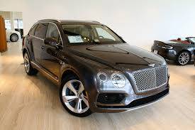 bentayga bentley 2017 bentley bentayga w12 signature stock 7nc015971 for sale