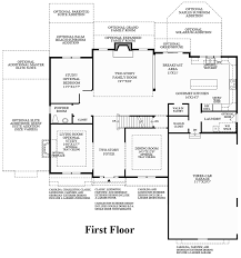 floor plan doors westridge estates of canton the duke home design