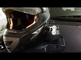 best helmet mounted light motorcycle helmet led light must have youtube