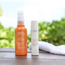 aveda daily light guard daily light guard defense fluid broad spectrum spf 30 aveda and
