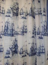Lighthouse Curtains Bathroom by Bathroom Sailboat Shower Curtains Aqua Shower Curtain