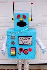 Robot Costume Halloween Kids Costume Ideas Robot Costumes Robot Cardboard Boxes