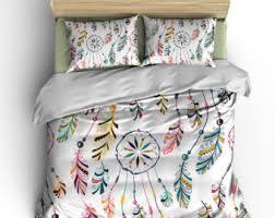 Custom Comforters And Bedspreads Custom Bedding Etsy