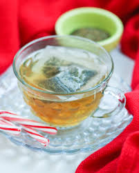 candy cane martini recipe thirsty for tea tea of the week trader joe u0027s candy cane green tea