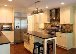 narrow kitchen design with island astonishing best narrow kitchen island ideas on small long skinny