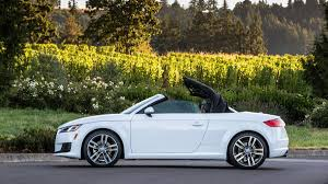 convertible audi 2016 2016 audi tt roadster review autoweek