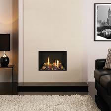 balanced flue gas fires housing units