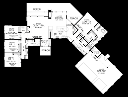 House Plans For View Lots by Mascord House Plan 1255 The Salt Lake