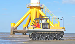 amphibious vehicles for utility u0026 power industry