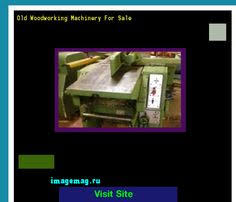 Woodworking Machinery Manufacturers Association by Woodworking Machinery Manufacturers Association 163637 The Best