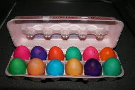ultra vibrant easter eggs with wilton color gel it u0027s always