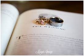 Harry Potter Wedding Rings by Taylor Dustin Married Mager Image Photography