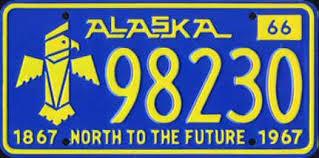 Ak Dmv Vanity Plates Alaska