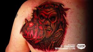 tattoo nightmares primewire tattoo nightmares halloween s demon youtube